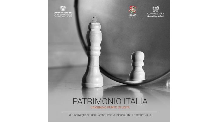 Patrimonio Italia - Cambiamo Punto di Vista