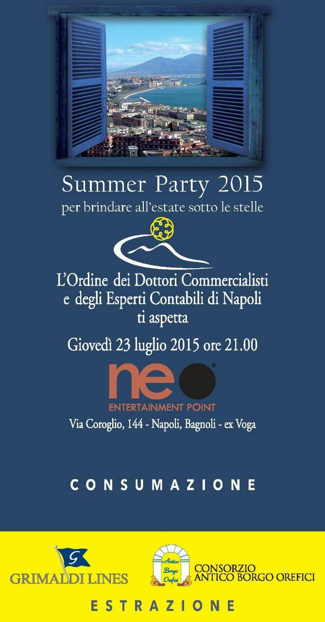 Summer Party 2015